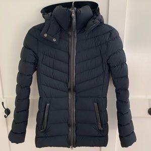 Mackage women's Patsy puffer jacket black size XS